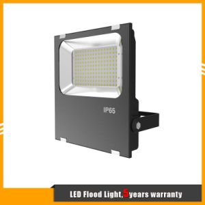 130lm/W Philips Driver 100W/150W/200W Ultra Slim LED Floodlight pictures & photos