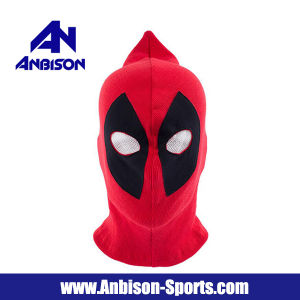 Anbison-Sports Fleece Skull Deadpool Balaclava Halloween Airsoft Hood B pictures & photos