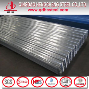 Aluzinc Coated Corrugated Metal Roofing Sheet Price pictures & photos