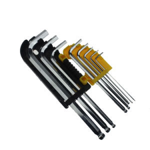 9 PCS Hexongal Key Wrench Set pictures & photos
