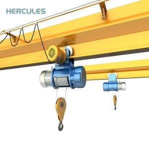 Electric Hoist Overhead Crane Mini 1t Bridge Crane pictures & photos
