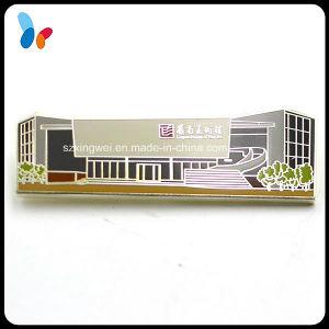 Design Modern Building Zinc Alloy Metal Pin Badge pictures & photos