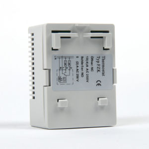 Adjustable Bimetal Thermostat, Mechanical Temperature Thermostat (Fzk011) pictures & photos