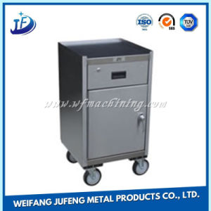 Household Cold Stamping Electric Cabinet with Electroplating pictures & photos