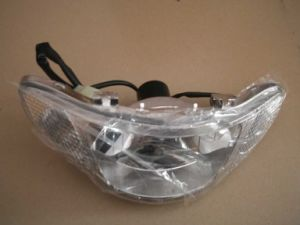 Head Lamp for Fym Fy100-10A Motorcycle Lamp pictures & photos