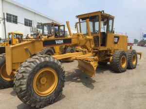 Used Cat 140h Grader, Used Caterpillar Motor Grader for Sale pictures & photos