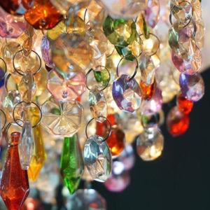Matt Black Indoor Crystal Pendant Lamp for Hotel Decorative pictures & photos