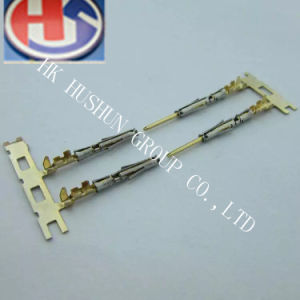Brass Terminal Used for Power Tool Carbon Brush (HS-BT-002) pictures & photos