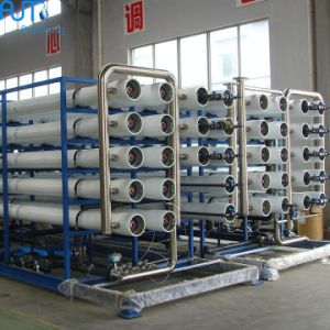 Industrial RO Water Desalination Plant