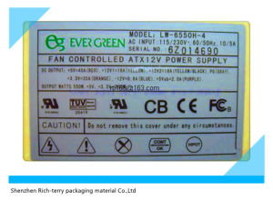 Manufacturers Price for High-Quality Label Sticker pictures & photos