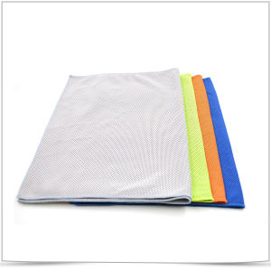 Wholesale Microfiber Cooling Towel Sprot Towel pictures & photos
