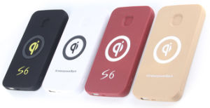 Wholesale Price Best Quality Mobile Phone Qi Wireless Power Bank Charger (HB-15 R) pictures & photos
