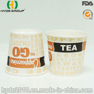 4 Oz Disposable Hot Coffee Paper Cup for Wholesale pictures & photos