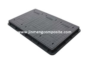 En124 B125 Square Composite Manhole Cover pictures & photos