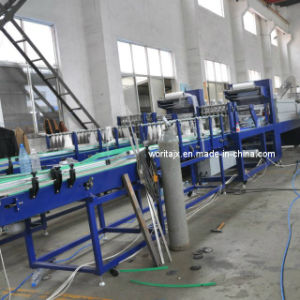 Film Packaging Machine for Pet Bottle (WD-350A) pictures & photos