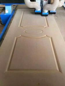 CNC Engraver Machinery with 2 Auto Change Spindle CNC Router pictures & photos