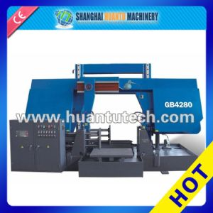GB4280 Double-Column Horizontal Metal Band Sawing Machine pictures & photos