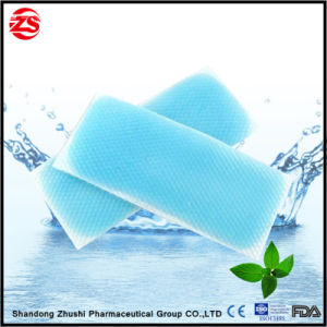 OEM Baby Cooling Gel Patch for OEM with Natural Herbal Extract Oil pictures & photos