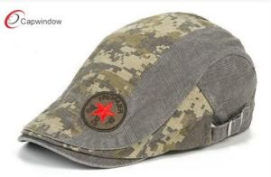 Capwindow New Design Pretty Style, Printing, with The Cotton of Beret Cap pictures & photos