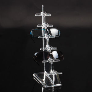 Wholesale Clear Acrylic Sunglass Display Rack pictures & photos