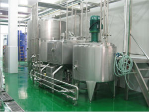 Full Automatic Fruit Pulp Blending System pictures & photos