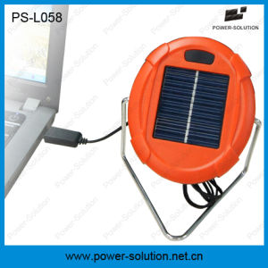 China Manufacturer Easy Carry Solar Panel Reading Lamp for Children Study pictures & photos