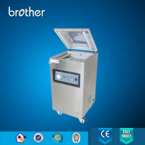 Hot Sale Single Vacuum Chamber Fish Rice Meat Sea Food Saver Vacuum Packing Machine Packer pictures & photos