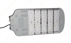 110lm/W UL Dlc 60W 90W 120W 150W 210W LED Street Light with Meanwell Driver pictures & photos