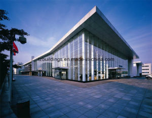 High Quality Steel Structure Showroom Design pictures & photos