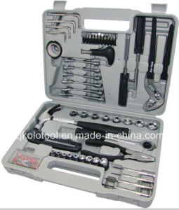 141PC Complete Hand Tool Set Box with Wrench Set pictures & photos