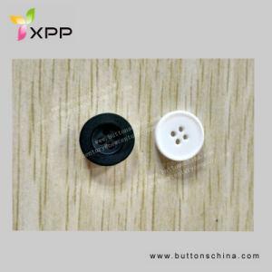 2h Concave Convex Resin Plastic Button for Coat pictures & photos