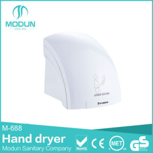 Free Sample Wall Mount Warm Air Hand Dryer Hotel Bathroom Hand Dryer pictures & photos