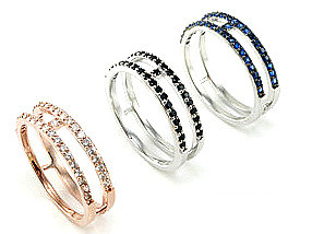 925 Sterling Silver Rings for Women, High Polished Ring R10556 pictures & photos