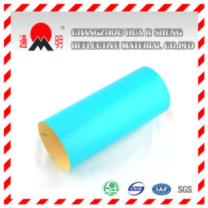Acrylic Yellow Advertisement Grade Reflective Material (TM3200) pictures & photos