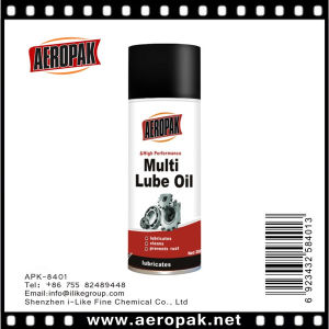 Aeropak Anti Rust Lube Oil Spray pictures & photos
