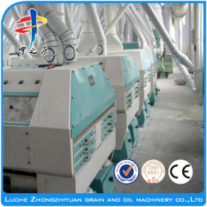 Selling Automatic Small Scale Plant Mini Corn Mill pictures & photos