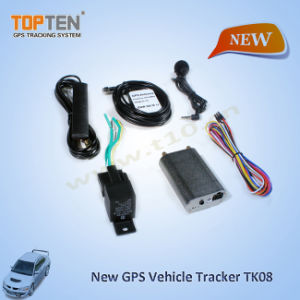 FCC Certificate GPS Tracker Tk108 for Vehicle/Car/Truck with Free Tracking Software (WL) pictures & photos