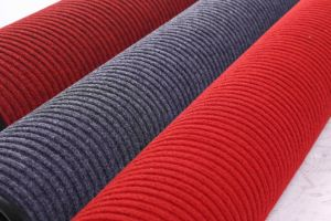 Polyester Single Rib Needle Punch Cutting Cut Carpet Floor Mats in Rolls pictures & photos