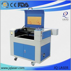 Small Laser Engraving Machine for Shop pictures & photos