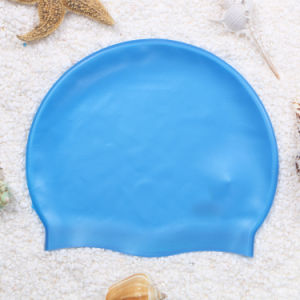 Silicone Swimming Durable Cap pictures & photos