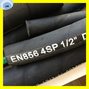 High Quality DIN 20023 En 856 4sp Multispiral Hydraulic Hose pictures & photos