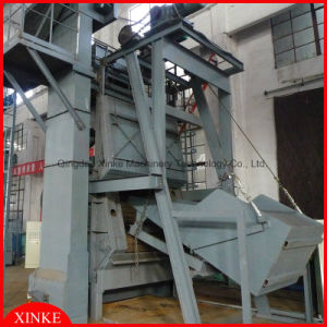 Automatic Sand Blasting Cleaning Machine pictures & photos