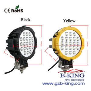 IP67 4620lm 63W 21PCS*3W CREE LED Work Light pictures & photos