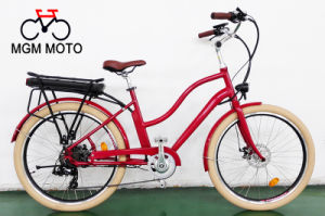 500W Big Power Retro Style Fat City Electric Bike pictures & photos