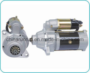 Starter Motor for Mitsubishi 6D14 (M3T56071 24V 5.5kw 11t) pictures & photos