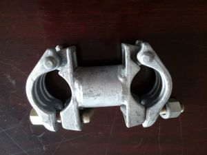 Scaffolding Pipe Fitting/Coupler with Welded Tube (FF-0039) pictures & photos