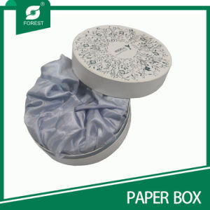 New Design Custom Round Carton Gift Box pictures & photos