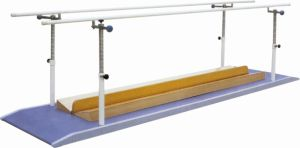 Folding Crank-Adjustable Parallel Bars, Children Parallel Bar pictures & photos