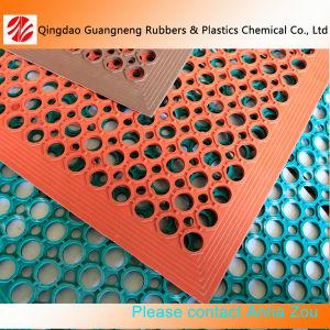 Anti-Slip Oil Resistance Rubber Mat pictures & photos