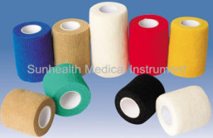 Medical Supply Medical Adhesive Elastic Bandag/Adhesive Bandage